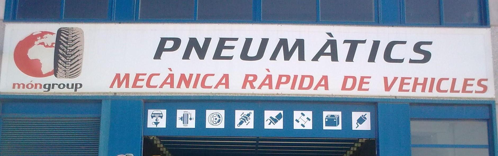 mongroup pneumatics palafrugell - empresa